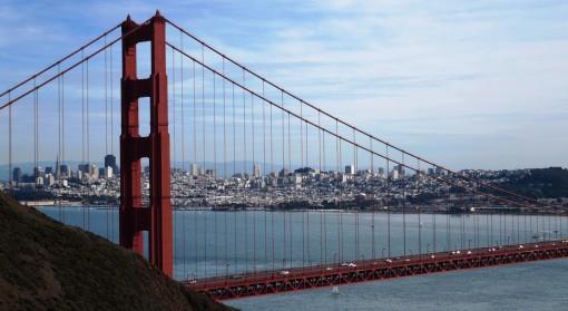 Where we finish: San Francisco.