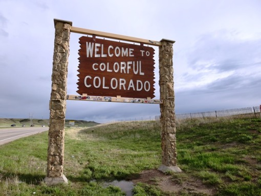 "Interesting. ""Colorful Colorado."""